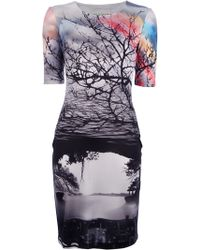 Mary Katrantzou Caven Dress - Lyst