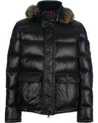 Moncler - Hubert Padded Jacket - Lyst