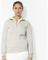Ralph Lauren Golf - Full Zip Fleece Jacket - Lyst