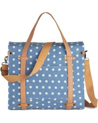ModCloth - Camp Director Tote in Day Camp - Lyst
