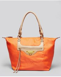 Sam Edelman Orange Tote Phoebe - Lyst