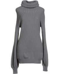 Manila Grace Polo Neck - Lyst