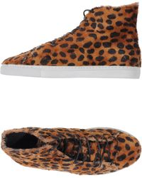 Forfex High-Top Trainers - Lyst