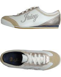 Juicy Couture Lowtops - Lyst