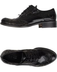 Malloni - Laced Shoes - Lyst