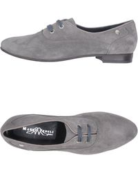 Mauro Fedeli Laced Shoes - Lyst