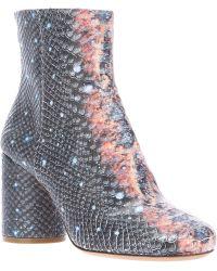 Maison Margiela Fish Ankle Boot - Lyst