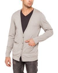AG Adriano Goldschmied Knit Cardigan - Lyst