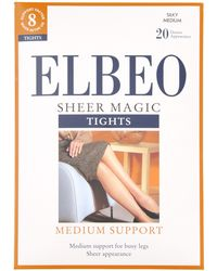 Elbeo Sheer Magic Tights 20d - Lyst