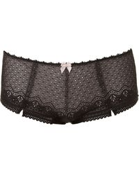 Freya Black Gem Short - Lyst