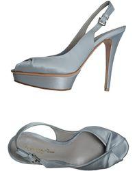 Gianvito Rossi Platform Sandals - Lyst