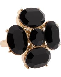 Martine Wester California Flower Cocktail Ring - Lyst