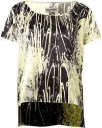 Mary Portas The Firework Print Tee - Lyst