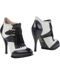 McQ by Alexander McQueen Ankle Boots - Lyst