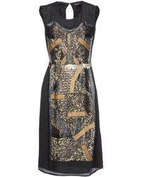 Antik Batik Multicolor Short Dress - Lyst