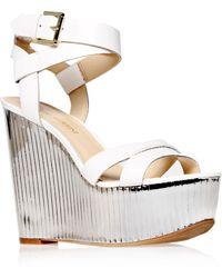 Enzo Angiolini - Zamaz Court Shoes - Lyst