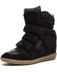 Isabel Marant Bekett Sneaker - Lyst