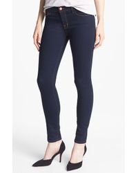 J Brand '811' Skinny Stretch Jeans - Lyst