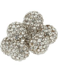 Mikey - Multi 9mm Ball Ring - Lyst
