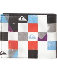 Quiksilver - All I Need Billfold Wallet - Lyst