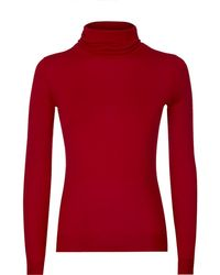 Ralph Lauren Black Label Turtleneck Sweater - Lyst