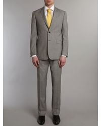 Richard James Puppytooth Contemporary Suit - Lyst