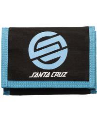 Santa Cruz - Strip Knot Wallet Mens - Lyst