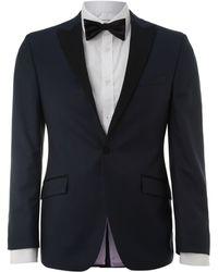 Without Prejudice Blue Dinner Suit - Lyst