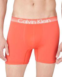 Calvin Klein Concept Micro Boxer Briefs - Lyst