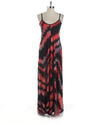 French Connection Electra Printed Maxi Dress - Lyst