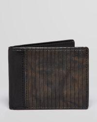 Frye James Cut Bi-Fold Wallet - Lyst
