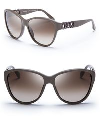 Marc By Marc Jacobs Katie Link Sunglasses - Lyst