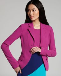 Rachel Roy - Twist Back Blazer - Lyst