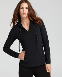 Spanx - Active Silhouette Hoodie - Lyst