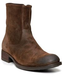 To Boot Brown Hawthorne Boot - Lyst