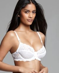 Wacoal Bra Embrace Lace Unlined Underwire - Lyst