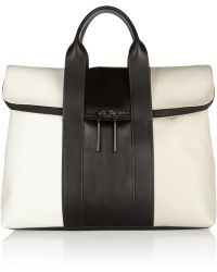3.1 Phillip Lim 31 Hour Colorblock Leather Tote - Lyst