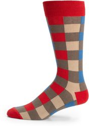 Marc By Marc Jacobs - Checkered Socks - Lyst