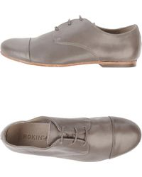 Rokin Laced Shoes - Lyst