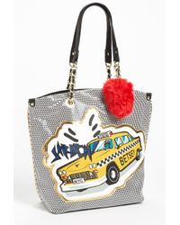 Betsey Johnson Super Betsey Tote - Lyst