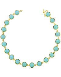 Irene Neuwirth Turquoise Bracelet - Lyst