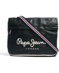 Pepe Jeans - Messenger Bag - Lyst