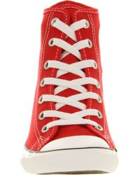 Converse - All Star Hi-ness - Lyst