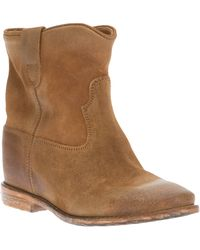 Isabel Marant Ankle Boot - Lyst