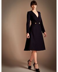 Temperley London Vienna Double Breasted Coat - Lyst