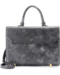 Alexander Wang - Chastity Sling Leather Tote - Lyst
