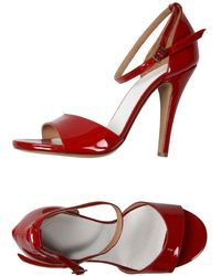 Maison Margiela Highheeled Sandals - Lyst