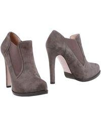 Pura Lopez Shoe Boots - Lyst