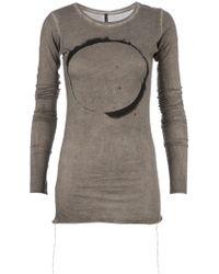 BLK OPM - Rosebud Tshirt - Lyst