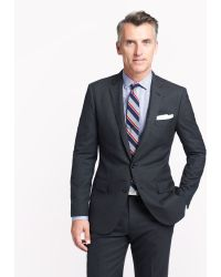 J.Crew Ludlow Suit Jacket With Center Vent In Italian Wool - Lyst